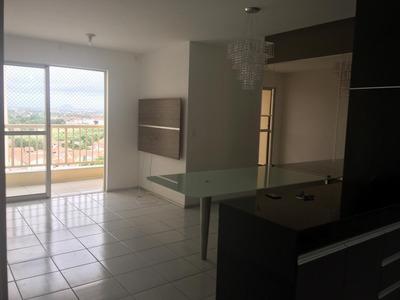 Apartamento Em Messejana, Fortaleza/ce De 65m² 3 Quartos À Venda Por R$ 265.000,00 - Ap195379