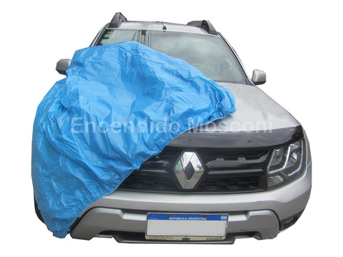 Funda Cubre Coche Auto Impermeable Talle Xl