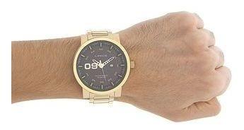 Relógio Lince Mrgh017s P2kx Dourado Usado