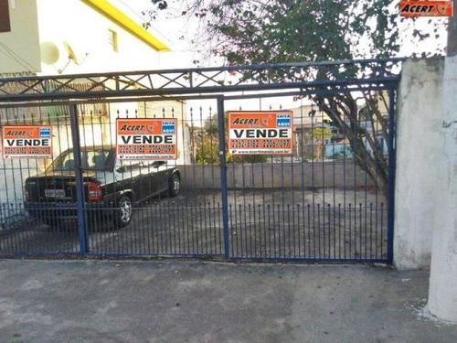 Imagem 1 de 5 de 10x25 De Terreno - Pq. Casa De Pedra  - 14623