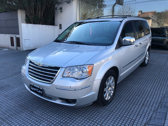 Chrysler Town And Country 2010 61000 Km Sport Cars