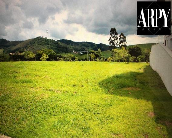 Terreno Para Venda Em Condomínio Terras De Santa Cruz - Tc00160 - 34450521