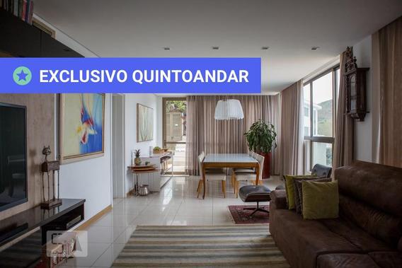 Apartamento No 8º Andar Com 4 Dormitórios E 4 Garagens - Id: 892991665 - 291665