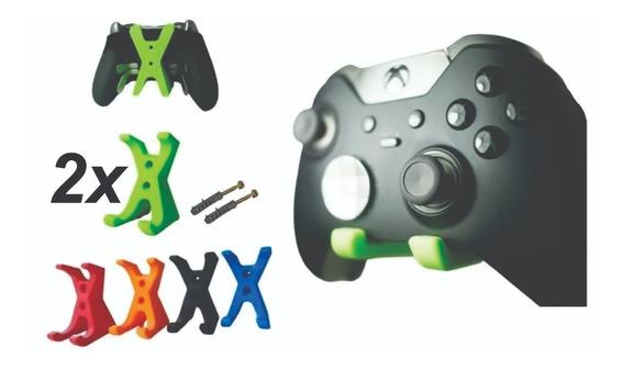 Kit 2 Suporte Parede Para Controle Xbox One, One S Ou One X