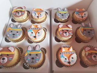 Cupcakes Decorados, Unicornio, Todos Los Diseños