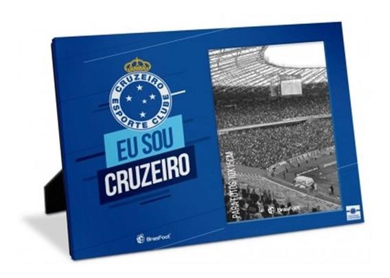 Porta Retrato Cruzeiro Original - Foto Torcedor Cruzeirense
