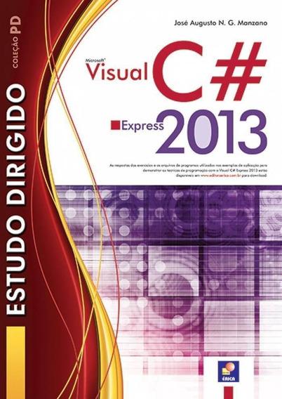 Estudo Dirigido De Microsoft Visual C# Express 2013
