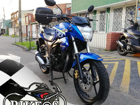 Suzuki Gixxer 150 2017 Como Nueva Recibimoss Tu Moto
