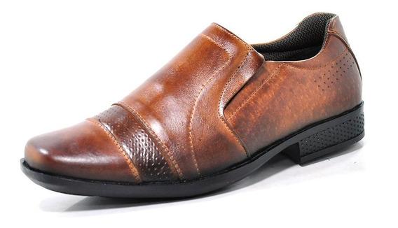 Sapato Social Caramelo 2206 Laroche