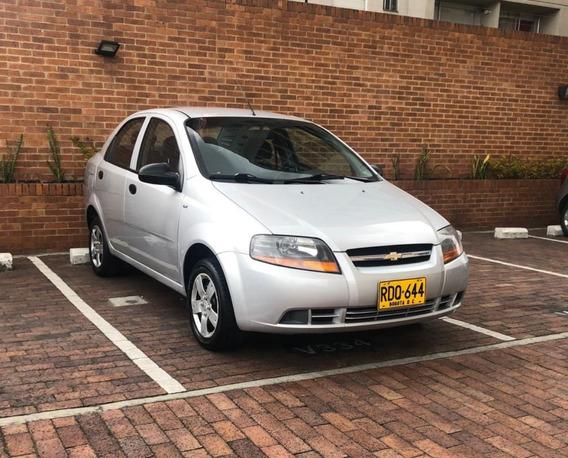 Chevrolet Aveo Ls 1.6 2011