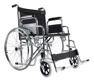 Silla De Ruedas Importada Equipo De Movilidad Y Salud 125 Kg