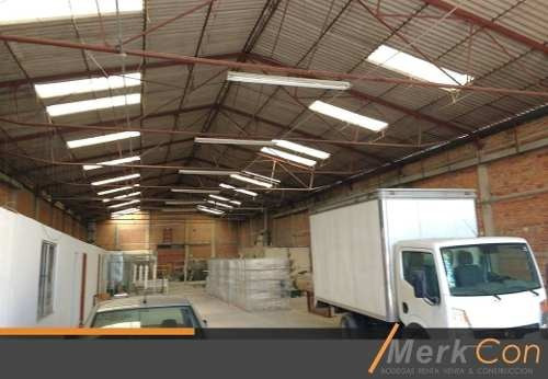 Bodega Renta 1,100 M2 Zona Industrial De Guadalajara Jal. Mx