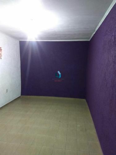Imagem 1 de 7 de Casa Para Alugar No Bairro Jardim Itapeva - Mauá/sp - 280