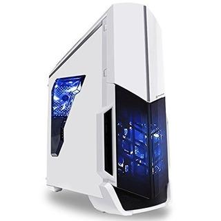 Skytech Archangel Gtx 1050 Ti Gaming Computer Pc De Escritor