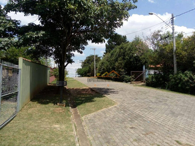 Terreno Residencial À Venda, Condomínio Terras De Santa Rosa, Salto. - Te0379