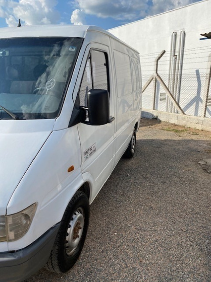 Mb Sprinter 312d Turbo 2001