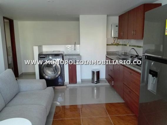 Apartaestudio Amoblado Renta La Castellana Cd17312
