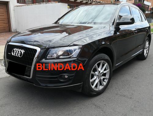 Audi Q5 3.2 2012 Blindada Nivel Iii