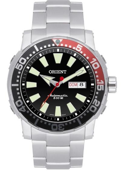 Relógio Orient Masculino Automatic 469ss039 Pvsx