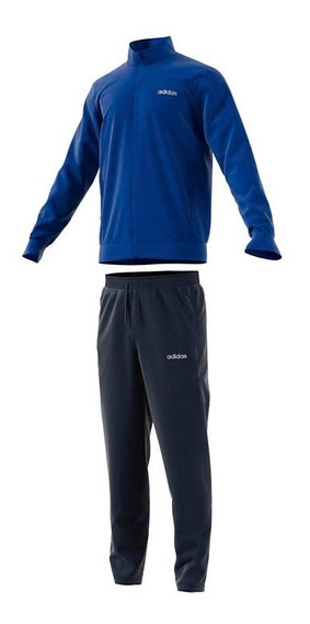 Conjunto De Pants adidas Mts Basics Ei5581 Negro/rey