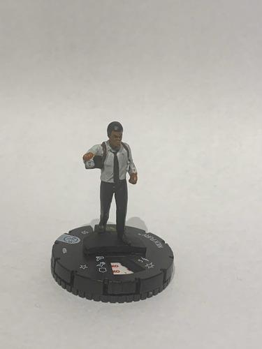 Nick Fury Heroclix Captain Marvel Movie 004 Figura Miniatura
