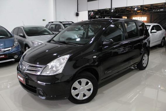 Nissan Livina 1.6 16v Flex 4p 2013