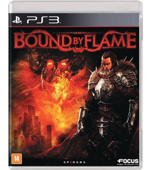 Bound By Flame Ps3 Jogo Original Lacrado Mídia Física