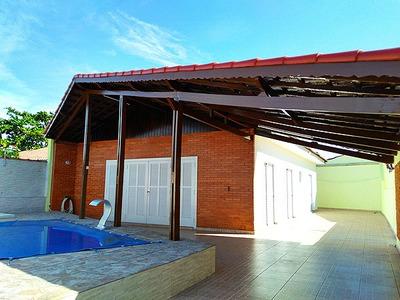 Itanhaem Casa Com Piscina, A 150m Da Praia