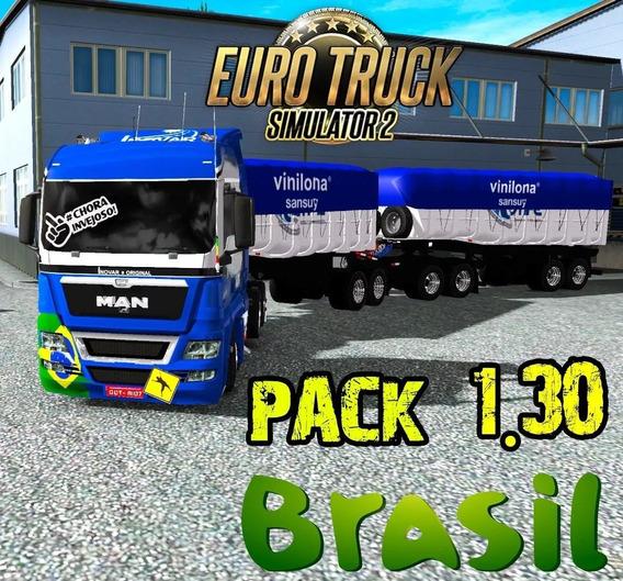Simulador De Caminhão - Euro Truck Simulator 2 Brasileiro