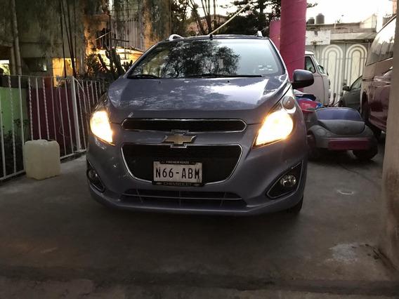 Chevrolet Spark 2015 Ltz Factura Agencia Un Solo Dueño