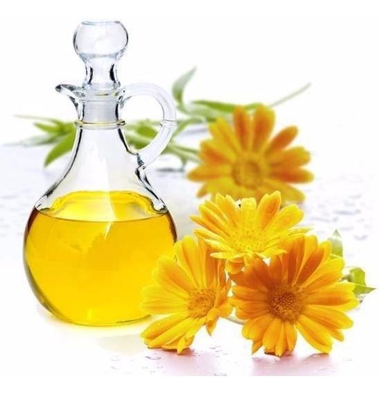 100 Ml Aceite Calendula 100% Natural Bebes Piel Maltratada