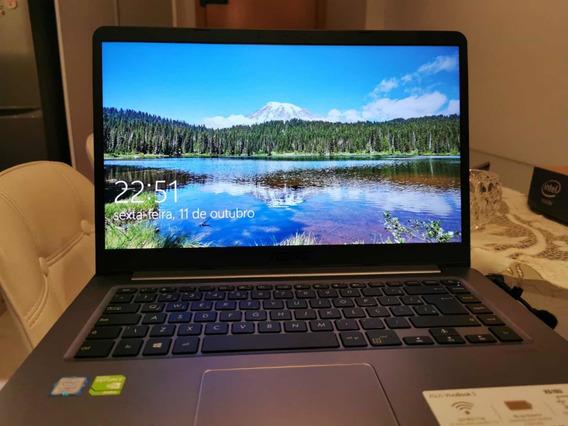 Vivobook S Core I7 8gb Hd 1tb Placa De Video Geforce930mx