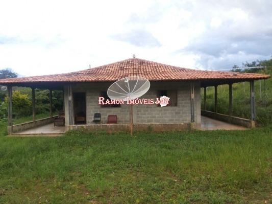 Jaboticatubas Rótulo Linda Fazendinha 6ha Casa Col. M. G.
