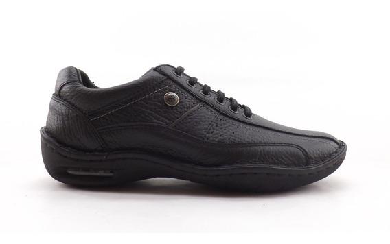 Zapato Hombre Ringo 100% Cuero Cordon Burbuja Evolution 11