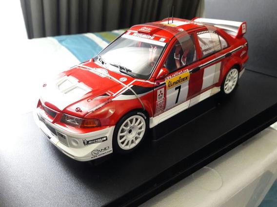 Autoart 1:18 Mitsubishi Lancer Wrc