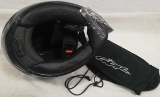 Casco Gdr Modelo Ff858 Black