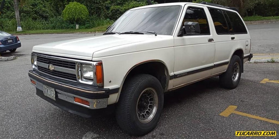 Chevrolet Blazer Sport Wagon 4x2