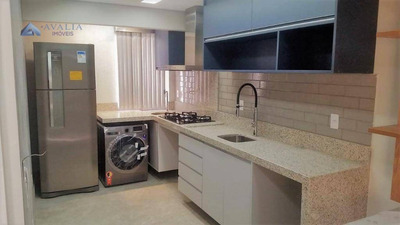 Apartamento Com 3 Dormitórios À Venda, 64 M² Por R$ 280.000 - Jardim Juliana - Indaiatuba/sp - Ap1549