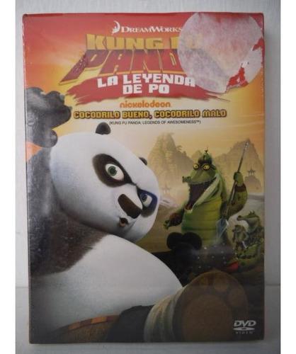 Kung Fu Panda Cocodrilo Bueno Cocodrilo Malo  Dvd