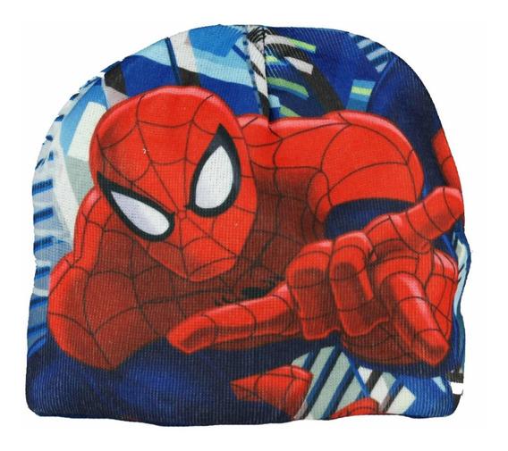 Gorro Bonete Beanie Original Niño Spider-man