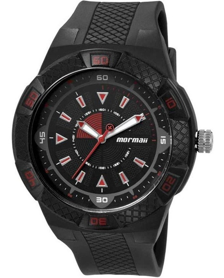 Relógio Masculino Mormaii Acqua Pro Motwpc21jgk/r - Preto...