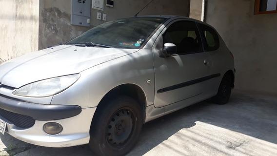 Peugeot 206+ Quero 1500.00