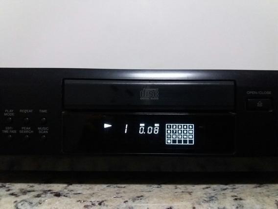 Compact Disc Player Sony Modelo Cdp-xe 400 Ótima Qualidade
