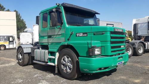 Scania 112 / H 4x2 Toco