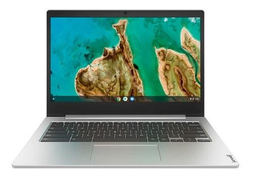 Imagen 1 de 3 de Notebook Chromebook Lenovo Ideapad Celeron N4020 4gb 64gb 14