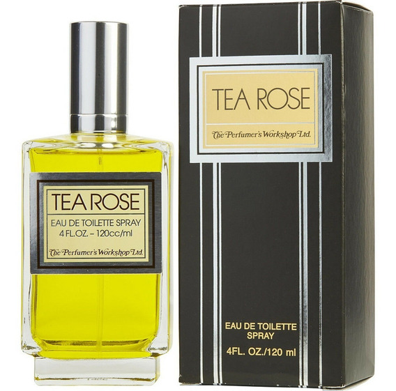 Tea Rose De The Perfumes Workshop Edt 120 Ml Original Nuevo