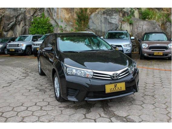 Toyota Corolla Gli 1.8 At