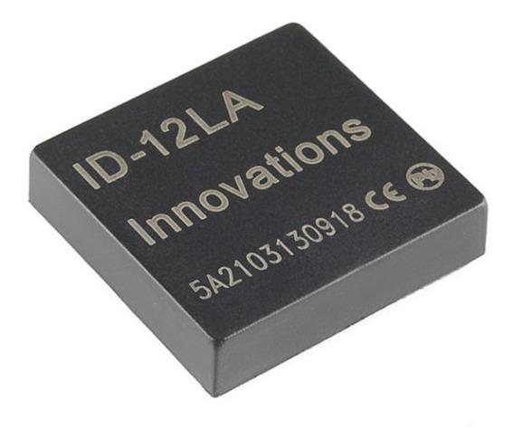 Módulo Rfid Reader Id-12la 125 Khz