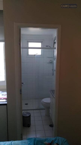 Apartamento Com 3 Dormitórios À Venda, 71 M² Por R$ 550.000 - Vila Bela - Ap 181213n - Ap1307