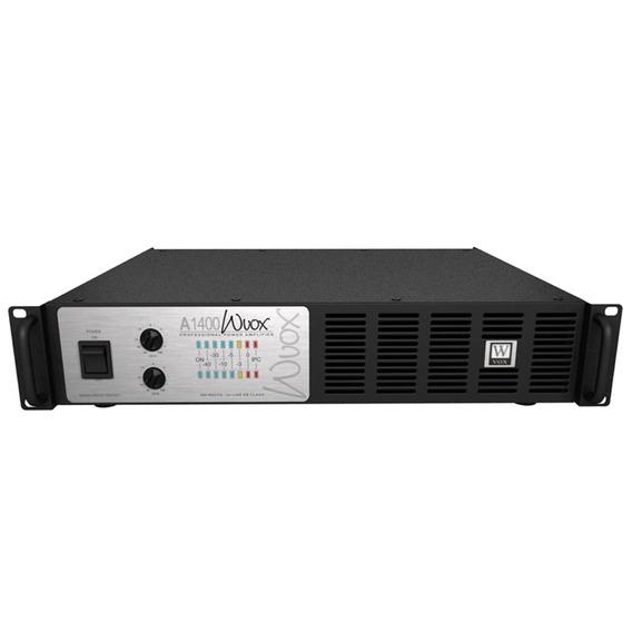 Machine Wvox A1400, 400watts Rms - Garantia De 1 Ano